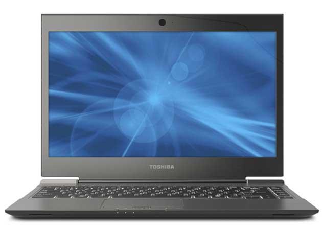 Toshiba pone a la venta el ultrabook Portege Z830/835