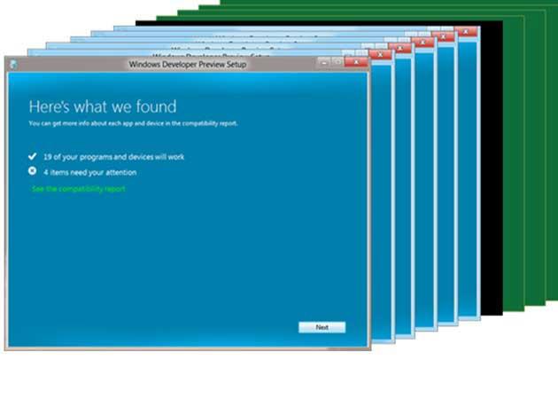 Microsoft adelgaza la versión web de Windows 8 y mejora la actualización 31