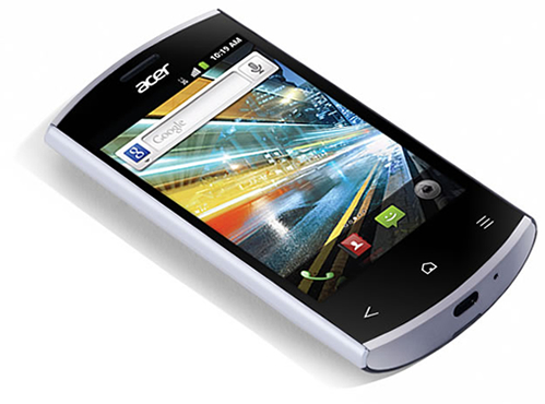 acer Acer Liquid Express, smartphone Android con soporte NFC
