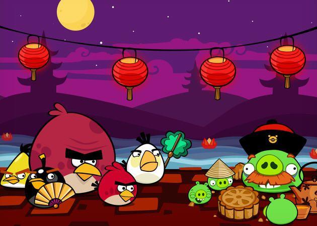 500 millones de descargas de Angry Birds 32