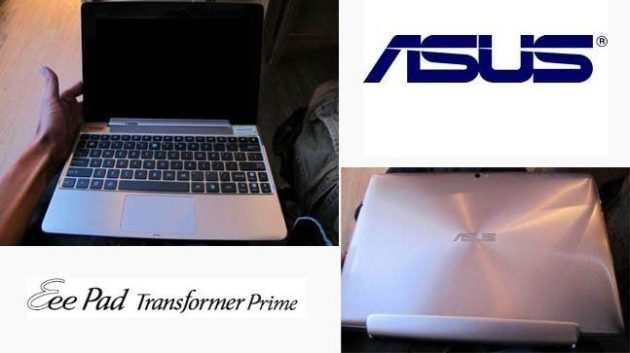 Impresionante calidad de grabación de vídeo ASUS Eee Pad Transformer Prime