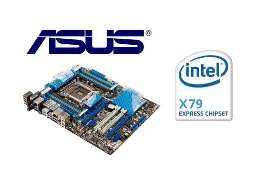 ASUS presenta una completa gama de placas X79 para Sandy Bridge-E