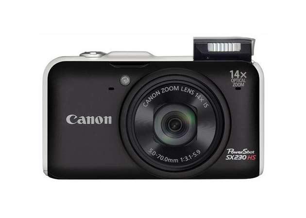 Canon PowerShot SX230 HS, la superzoom viajera