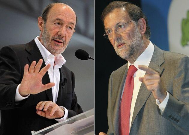 Debate Rajoy – Rubalcaba Elecciones 2011 streaming on-line en directo