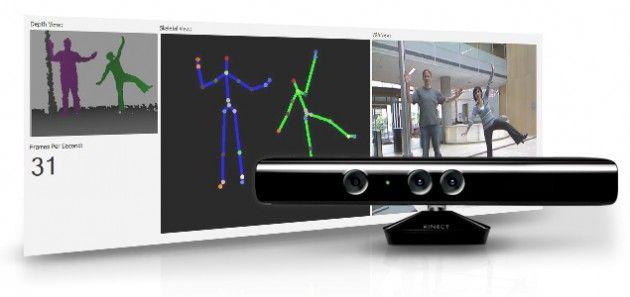 Microsoft lanza la web Kinect for Windows
