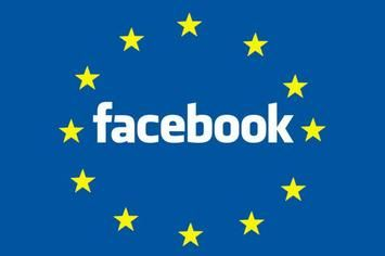 Facebook, europa