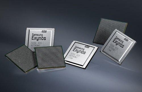 Samsung Exynos 5250, ARM doble núcleo a 2 GHz