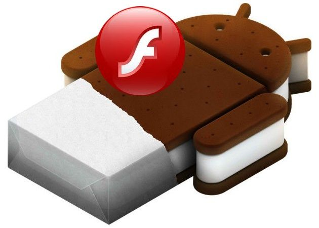 Flash Player aún no está muerto en Android, llegará a Ice Cream Sandwich