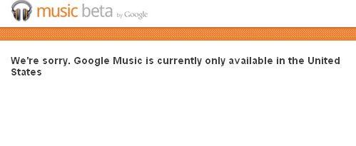 Usa Google Music desde fuera de USA, comprobado en España 30