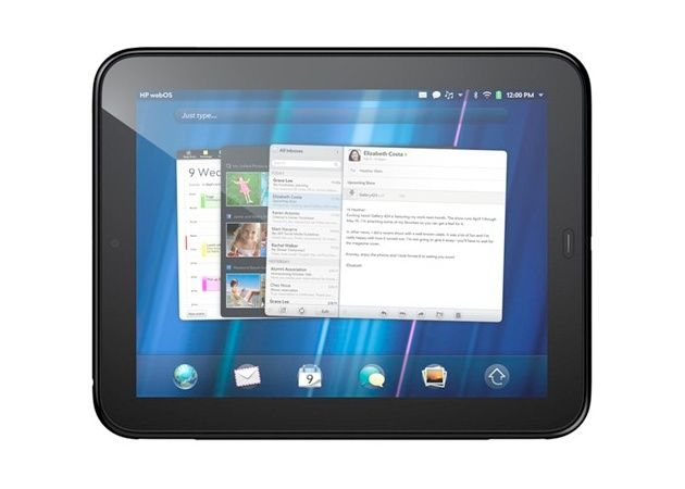 Tablet HP TouchPad 32Gb a 150€ para desarrolladores