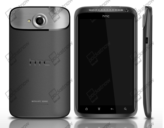 HTC Edge, smartphone Android de cuatro núcleos