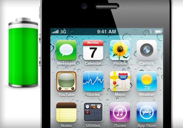 ¿Soluciona iOS 5.0.1 el bug del consumo de la batería? Parece que no