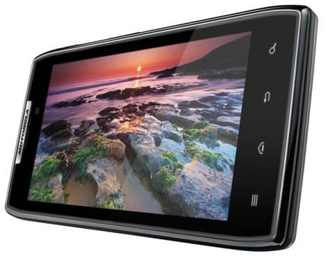 Motorola RAZR llega a España, smartphone Android realmente delgado