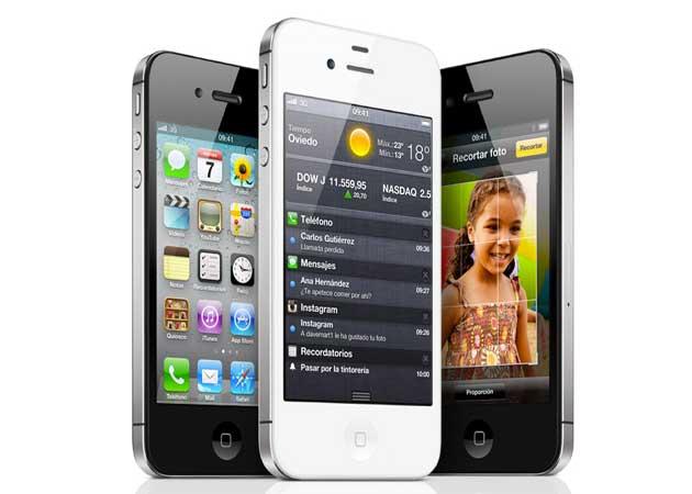 Apple iPhone 4S, la quinta generación
