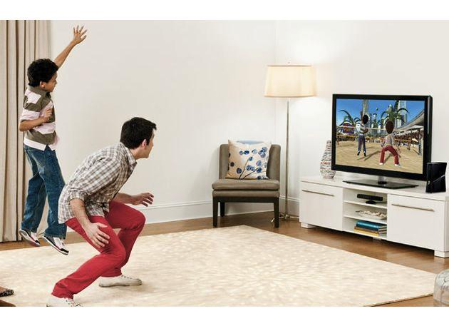 El futuro de Kinect: integrarse en la tele