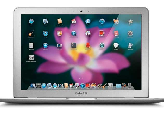 ¿MacBook Air de 15 pulgadas en marzo de 2012?