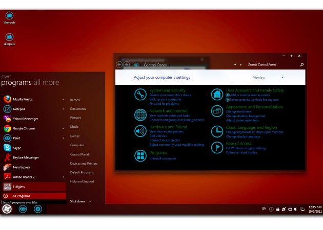 Transforma estéticamente Windows 7 en Windows Phone Mango gratis