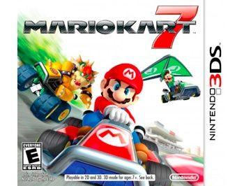 Anuncio TV Mario Kart 7 para Nintendo 3DS (VIDEO)