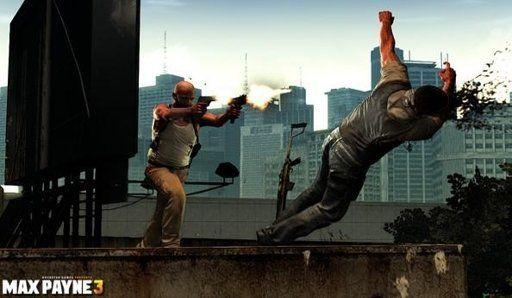 Así será el juego Max Payne 3 (VIDEO)