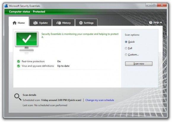 Windows 8 tendrá antivirus integrado 30