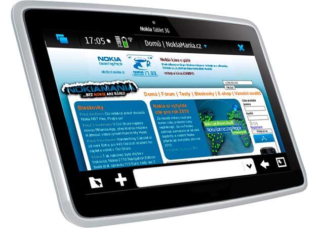 Nokia lanzará un tablet con Windows 8 en junio de 2012