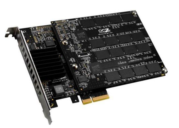 OCZ RevoDrive 3 X2 Max IOPS SSD, 1.900 Mbytes/s