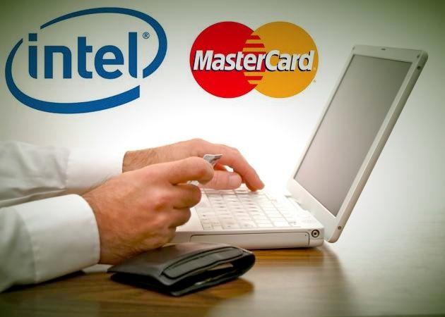 Alianza Intel – MasterCard en pro de las compras on-line