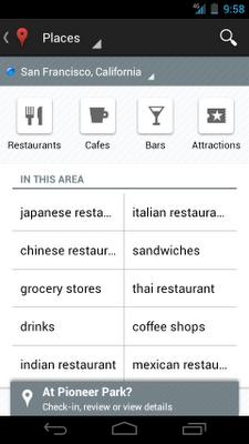 Google Maps 6.0 llega a Android con mapas para interiores y nueva interfaz 31