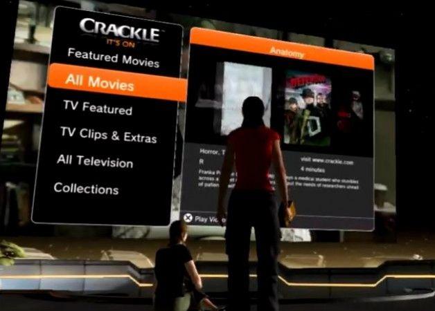 PlayStation Home mejora el visionado de películas