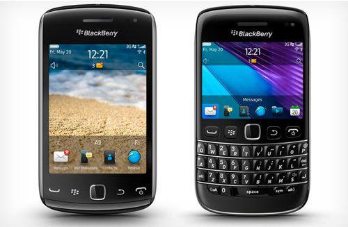 RIM lanza las BlackBerry Bold 9790 y Curve 9380