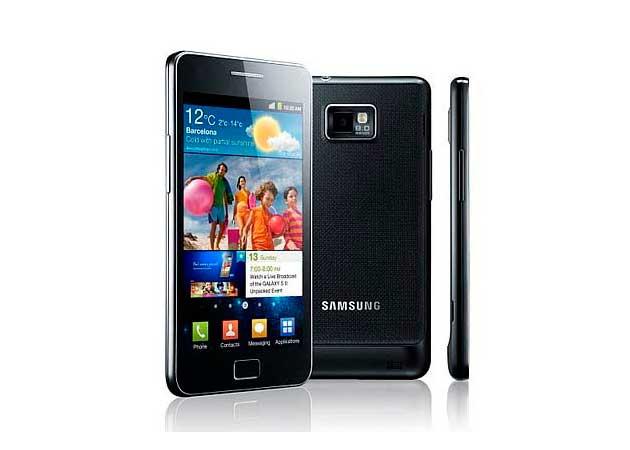 Ice Cream Sandwich llegará al Samsung Galaxy S II