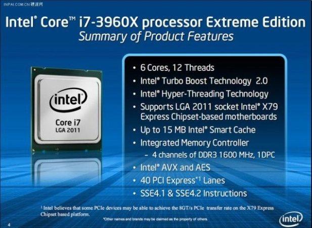 Intel Sandy Bridge-E, sospechoso bajo rendimiento en juegos