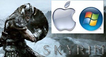 The Elder Scrolls V: Skyrim, portado a Mac OS X