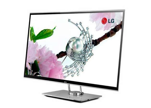 Samsung y LG mostrarán sus OLED de 55 pulgadas en el CES 2012