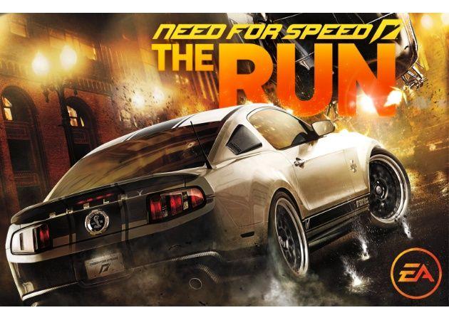 Tráiler de lanzamiento de Need for Speed: The Run (VIDEO)