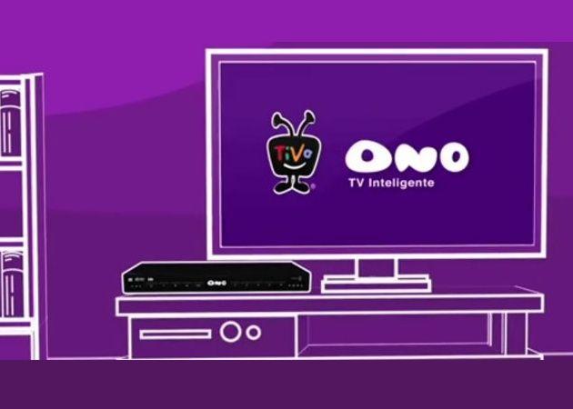 ONO ya ofrece TiVo en Barcelona y Madrid