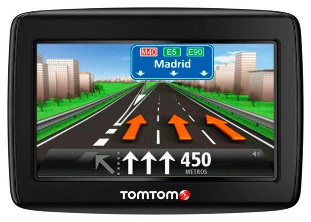 TomTom Start 20, navegación GPS para todos los públicos