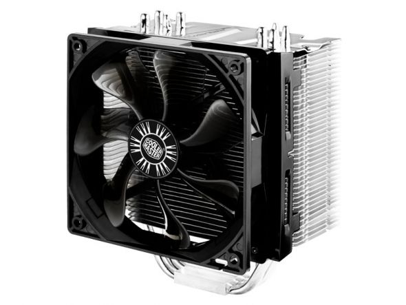 Disipador Cooler Master Hyper 412S, compatible con Sandy Bridge-E