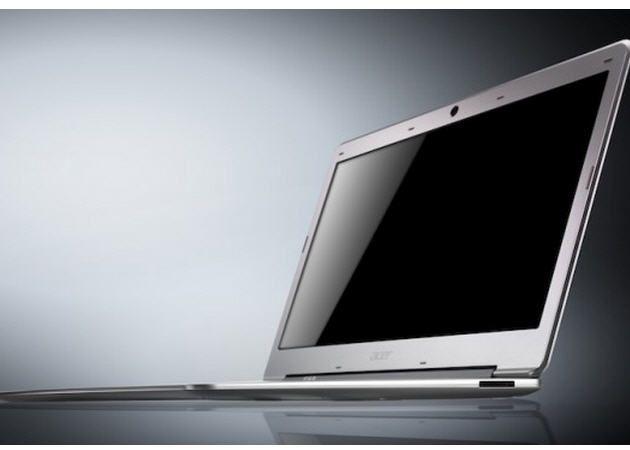 Los ultrabooks se venden solo un tercio de lo esperado por Acer y Asus