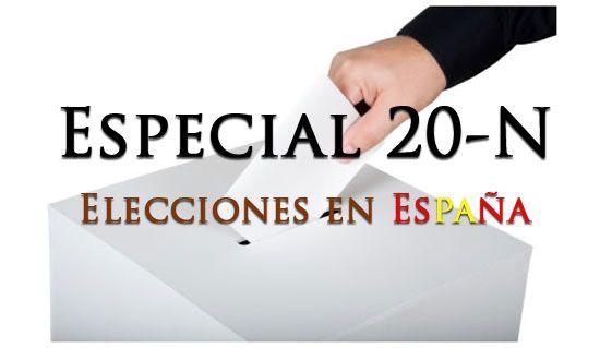 Resultados de las Elecciones Generales 2011 España en directo