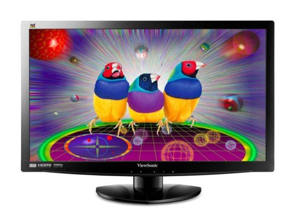 Monitor 3D pasivo ViewSonic V3D231, disponible en España