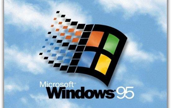 La melodía de Windows 95 fue compuesta en un Mac