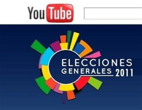 Las elecciones 20N en YouTube, el humor por encima de mítines