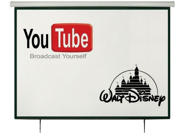 Disney y YouTube lanzan canal streaming de contenidos inéditos