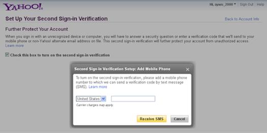Yahoo! mejora la seguridad de su servicio de correo electrónico 32