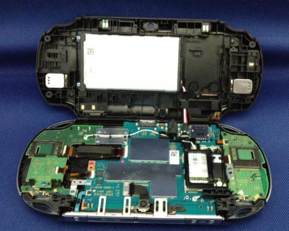 Despiece de PS Vita, veamos ese procesador de cuatro núcleos 36