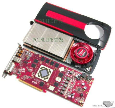 AMD Radeon HD 7970 en imágenes