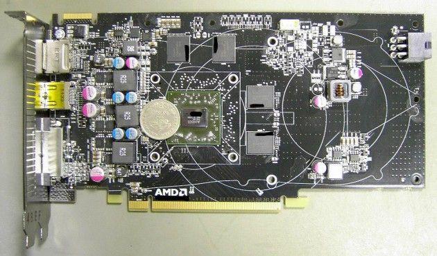 Primeras imágenes de Radeon HD 7770 con GPU Cape Verde XT 30