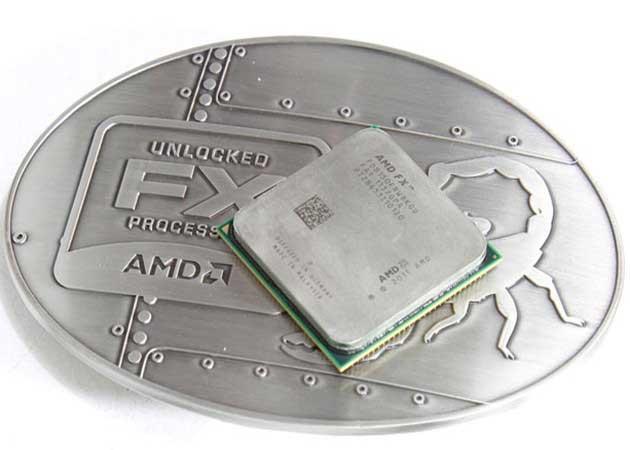AMD presenta el nuevo Bulldozer FX-6200 de seis núcleos