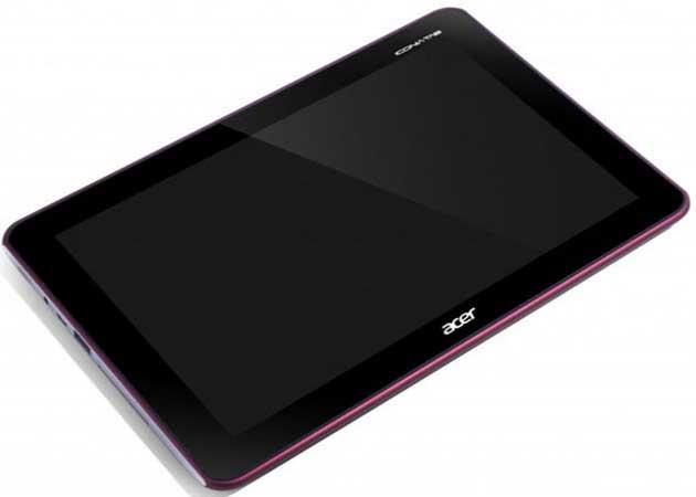Imágenes y precios del tablet Acer Iconia Tab A200 27